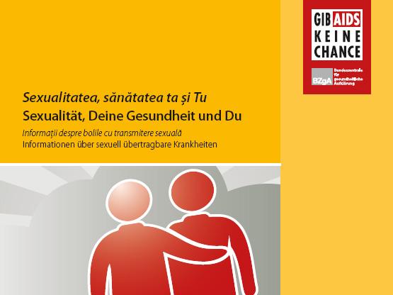 Bild zu Sexualität, Deine Gesundheit und Du - Rumänisch
