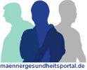 Logo der Internetseite www.maennergesundheitsportal.de