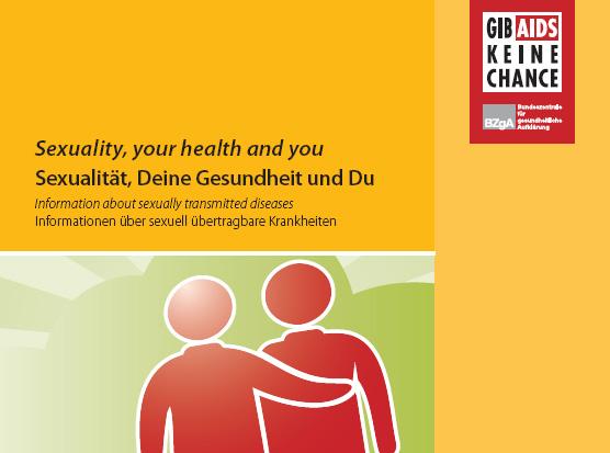 Bild zu Sexualität, Deine Gesundheit und Du - Englisch