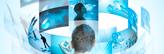 Bildmarke Konzepte - ein Kopf, um den sich Screenshots drehen