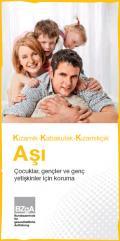 Bild zu Faltblatt zur Impfung gegen Masern, Mumps und Röteln - Türkisch