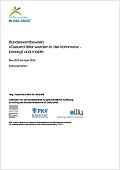 Dokumentation Bundeswettbewerb Gesund älter werden in der Kommune - bewegt und mobil