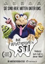 GAKC: Monster-Poster