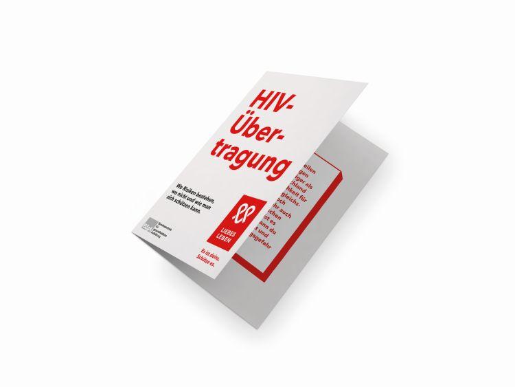 Bild zu HIV-Übertragung. Wo Risiken bestehen, wo nicht und wie man sich schützen kann.