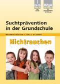 Titelseite der Lehrerhandreichung: Suchtprävention in der Grundschule - Nichtrauchen