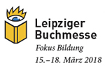 Logo der Leipziger Buchmesse