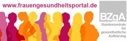 Logo Frauengesundheitsportal