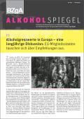 Bild zu Alkoholspiegel - Ausgabe Juni 2015