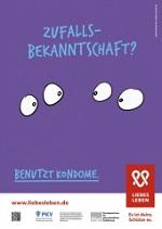 LIEBESLEBEN Plakat- und Anzeigenmotiv 2017