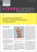 Bild zu Alkoholspiegel - Ausgabe Dezember 2014