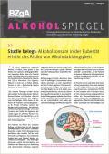Bild zu Alkoholspiegel - Ausgabe Dezember 2013