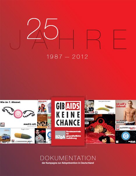 """Bild zu Dokumentation """"Gib Aids keine Chance"""""""