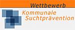 Logo des Wettbewerbs Kommunale Suchtprävention