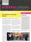 Bild zu Alkoholspiegel - Ausgabe August 2013