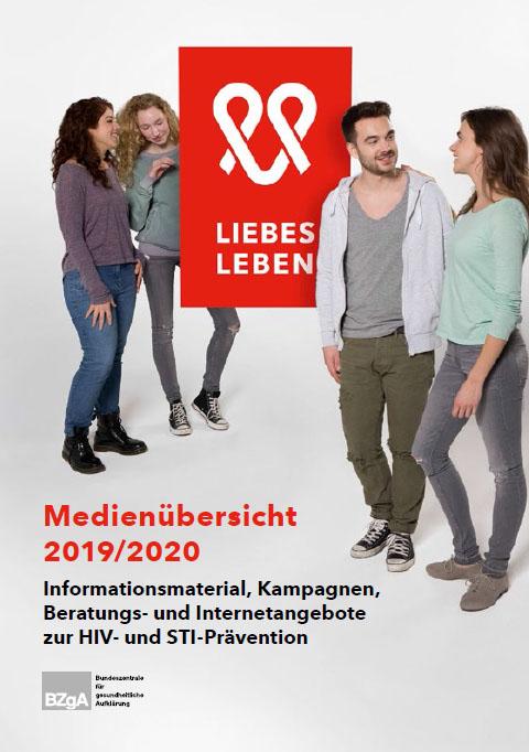 Bild zu Medien und Materialien zur HIV/STI-Prävention - Informationsmaterial, Kampagnen, Beratungs- und Internetangebote