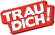 "Logo der Initiative ""Trau dich!"""