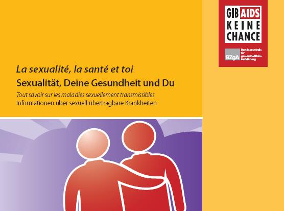 Bild zu Sexualität, Deine Gesundheit und Du - Französisch