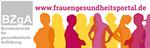 Banner des Frauengesundheitsportals