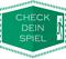 """Logo der Kampagne """"Check Dein Spiel"""" zur Glücksspielsucht"""