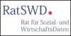 Logo RatSWD - Rat für Sozial- und WirtschaftsDaten