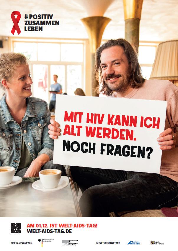 """Bild zu DIN A2-Plakat Motiv """"Noch Fragen"""""""