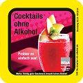 Titelseite der Broschüre: Na Toll! - Cocktails ohne Alkohol
