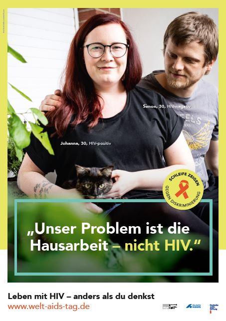 Bild zu Welt-AIDS-Tag