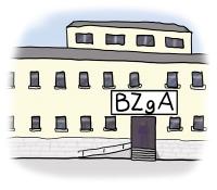 BZgA-Hausansicht