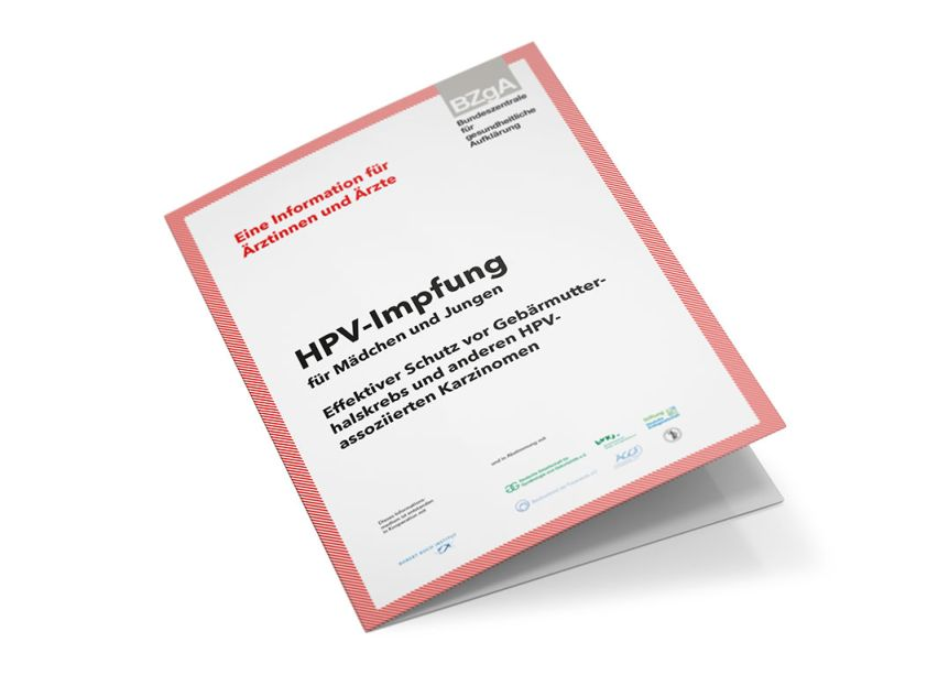 Bild zu HPV Factsheet für Ärztinnen und Ärzte