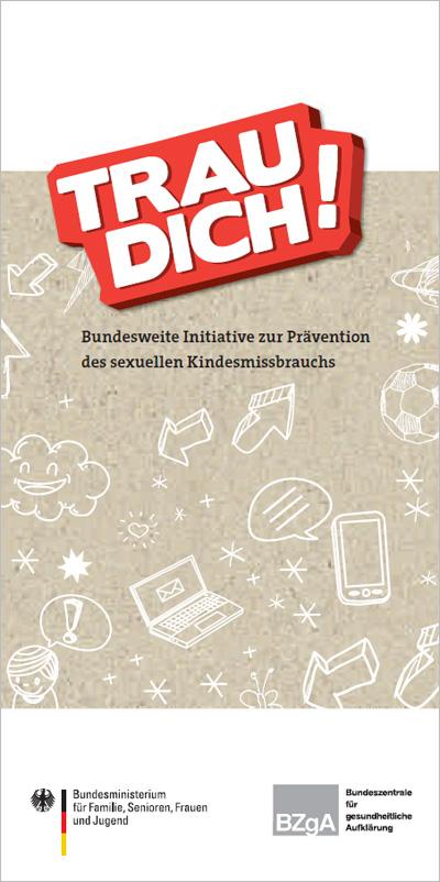 """Vorschau des Artikels Informationen über die """"Bundesweite Initiative zur Prävention des sexuellen Kindesmissbrauchs"""""""