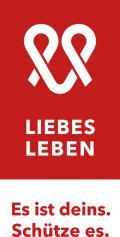 Logo der LIEBESLEBEN-Kampagne