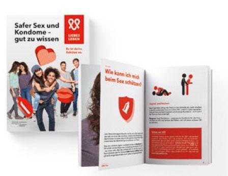 Bild zu Safer Sex und Kondome - gut zu wissen