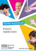 """Bild zu Faltblatt """"Hygienetipps"""" - Information für Eltern - Türkisch"""