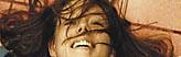 Bildmarke Sexualaufklärung - Der Kopf einer jungen Frau