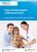 Titelseite der Medienübersicht Infektionsschutz