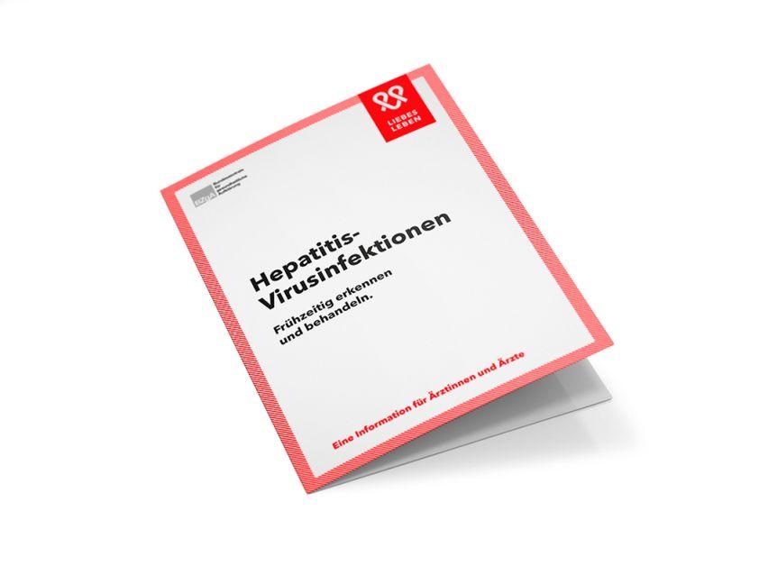 Bild zu Informationsmaterial zu Hepatitis-Virusinfektionen