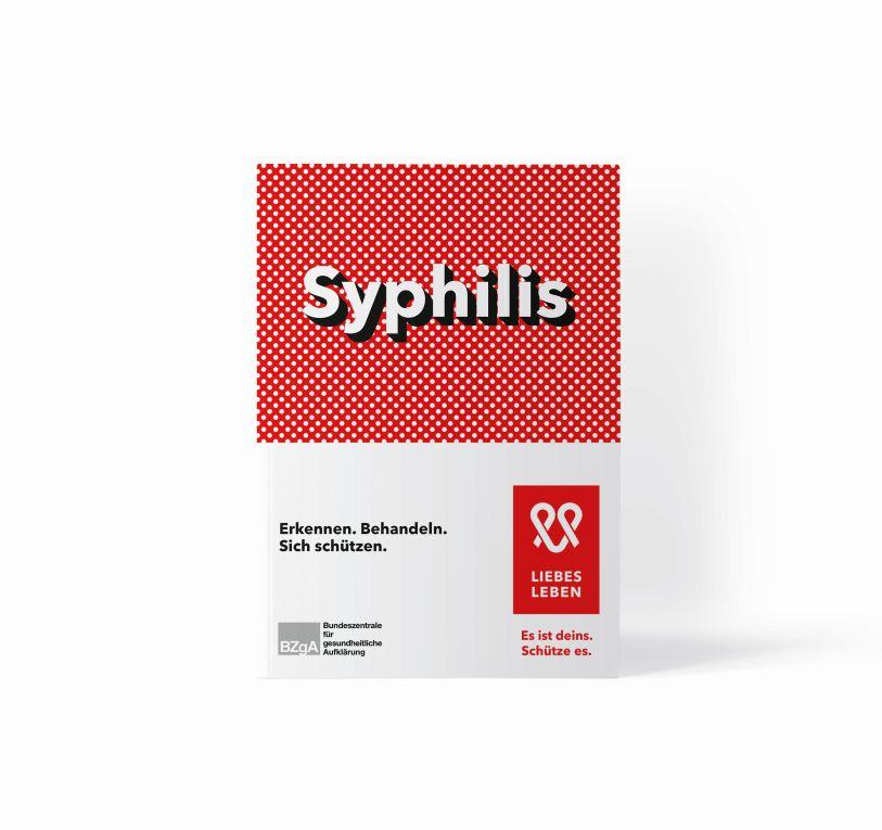 Bild zu Syphilis - Erkennen. Behandeln. Sich schützen.