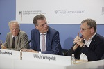 Pressekonferenz am 16. Oktober 2018 in Berlin