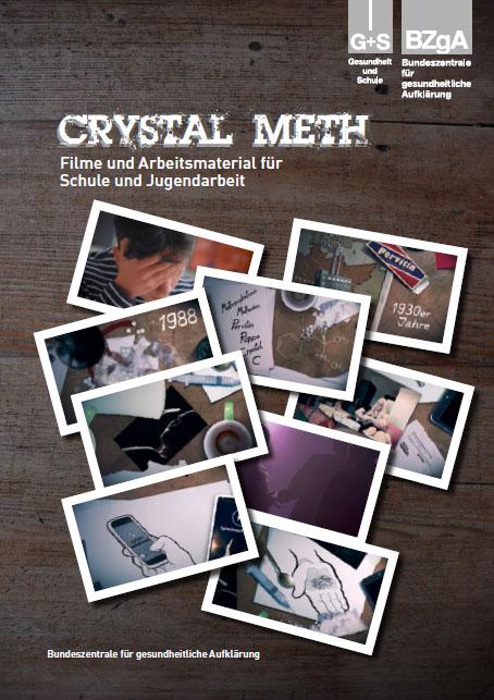 Crystal Meth - Filme und Arbeitsmaterial für Schule und Jugendarbeit