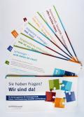 """Abbildung Kartenset """"Angebotsspektrum der Schwangerschaftsberatung"""" (Umschlag inkl. fünf Karten)"""