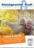 Broschüre: Gleichgewicht und Kraft - Einführung in die Sturzprävention