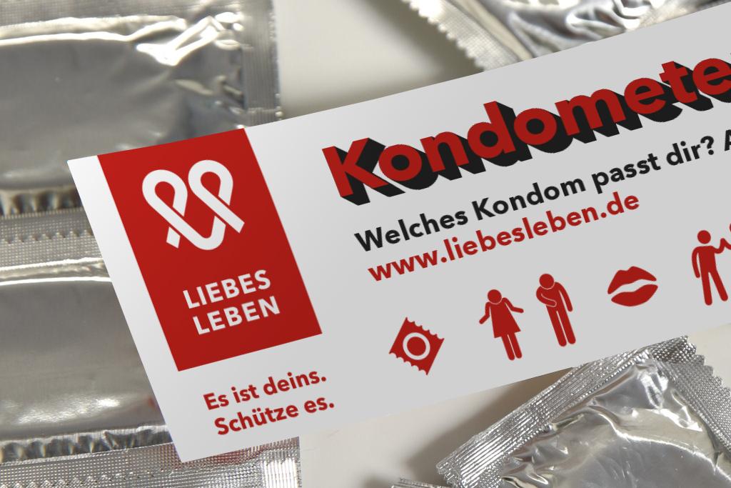 Bild zu Kondometer - Welches Kondom passt Dir?