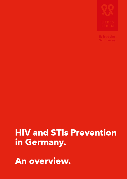 Bild zu Documentation »HIV and STIs Prevention in Germany. An overview.«