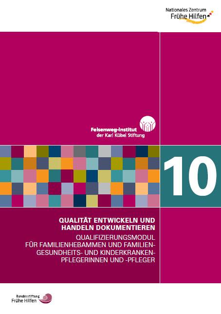 Qualifizierungsmodul für FamHeb/FGKiKP - Modul 10