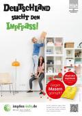 """Bild zu Plakat Deutschland sucht den Impfpass"""" - Motiv Räuberleiter"""