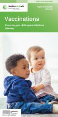 Bild zu Impfen - Schutz für Ihr Kind vor Infektionskrankheiten - Englisch