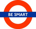 """Logo des Wettbewerbs """"Be smart - Don't Start"""""""