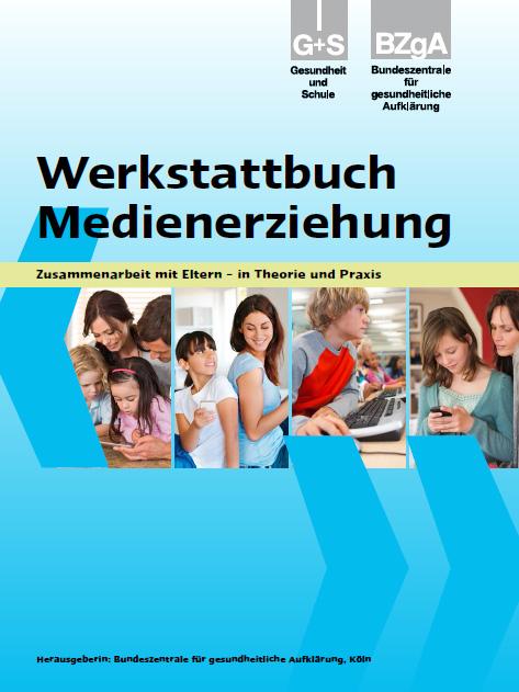 Abbildung Werkstattbuch Medienerziehung