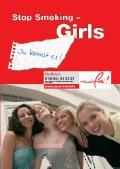 Titelbild der Broschüre: rauchfrei - Stop Smoking - Girls