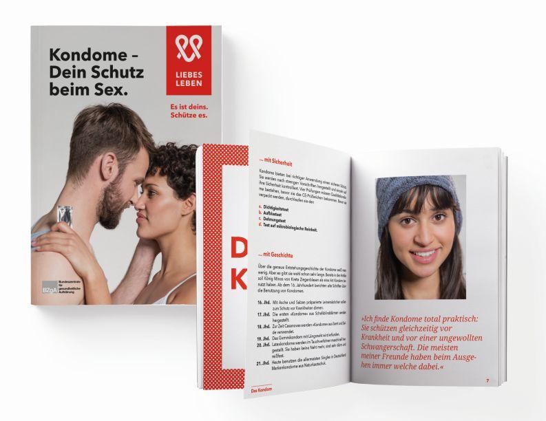 Bild zu Kondome - Dein Schutz beim Sex.